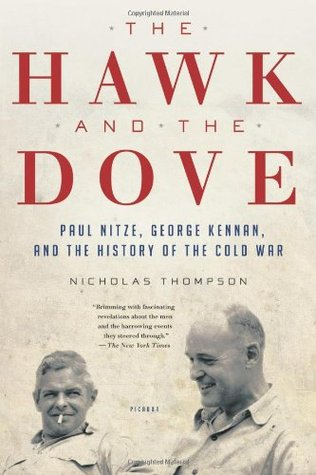 Book Cover: The Hawk and the Dove