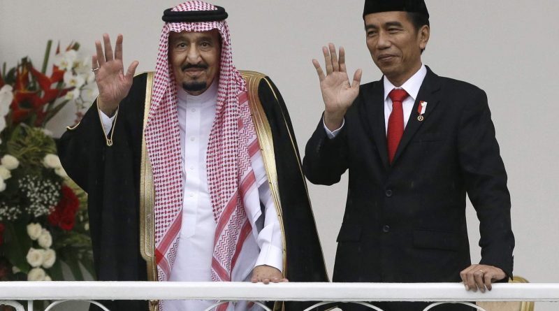 An insight into King Salman's Asia