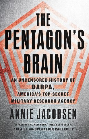 Book Cover: The Pentagon's Brain