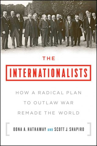 Book Cover: The Internationalists