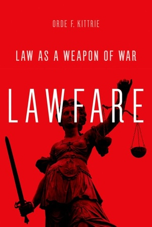 Book Cover: Lawfare