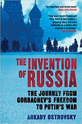 Book Cover: The Invention of Russia