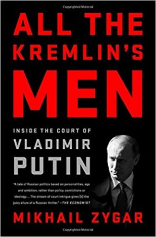 Book Cover: All the Kremlin's Men