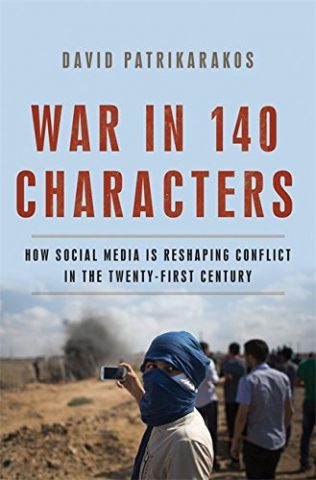 Book Cover: War in 140 Characters
