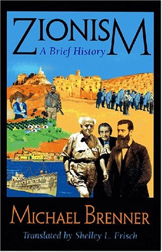 Book Cover: Zionism: A Brief History