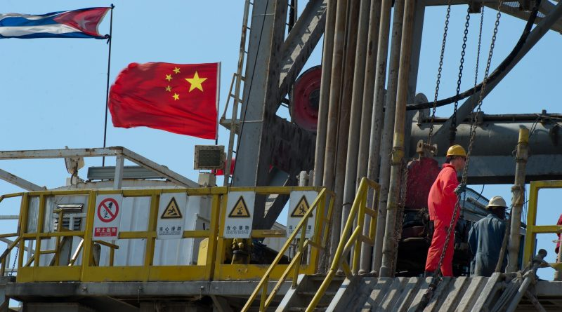 China's insurance on oil