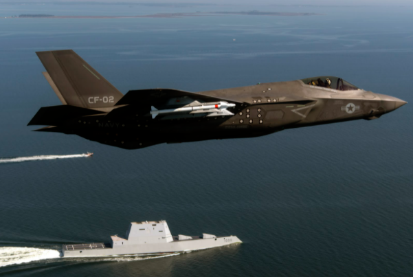 Lockheed Martin F-35 Lightning II: a Financial Catastrophe with a Dubious Result