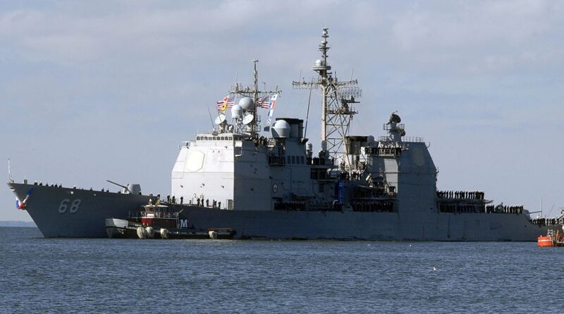 Ticonderoga Class Cruiser: An Unpretentious Look at the Fate of the US Navy's Long-Standing Warship